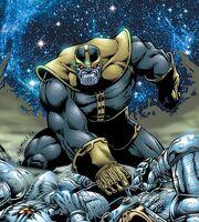 Thanos (Earth-616) from Thanos Vol 1 4 0001