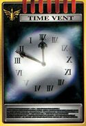Time Vent Card