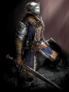 Dark Souls Chosen Undead