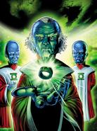 Guardians of the Universe DC Comics