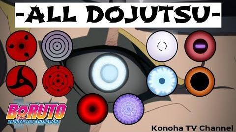 All Dojutsu in NARUTO and BORUTO (NEW! Boruto Uzumaki's Dojutsu)