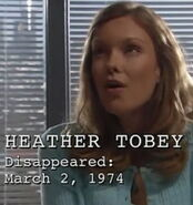 Heather Tobey