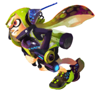 Hero Suit (Splatoon)