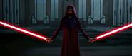Darth SIdious Dual Wielding (Star Wars)