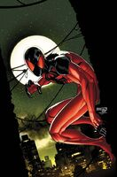 Kaine Parker Scarlet Spider