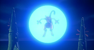 Mewtwo Barrier