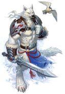 Silver Fangs Werewolf the Apocalypse