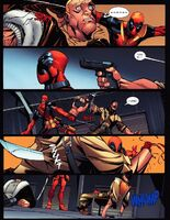 Enhanced Swordsmanship by Deadpool