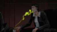 Kugo Fullbrings His Drink (Bleach)