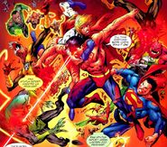 One Man Army by Superboy Prime