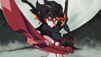 Ryūko Matio Scissor Blade