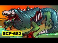 SCP-682 - Ways SCP Foundation Tried to Kill Hard To Destroy Reptile-2