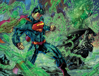 Supernatural Strength by Superman