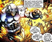 Dominikos Petrakis Avalanche (Marvel Comics) 1