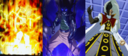 Dual-Element Dragon Modes