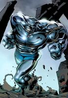 Michael Steel (Earth-616) from Marvel War of Heroes 001