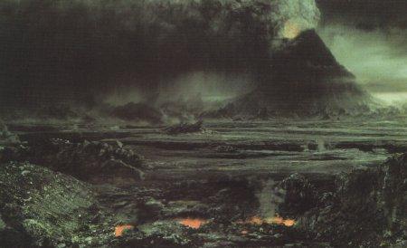 Volcanic Adaptation