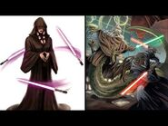 The Most Unique and Unorthodox Lightsaber Duelists -Legends- - Star Wars Explained