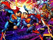 Post Crisis and Pre-Crisis Shatter Time and Space