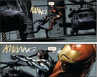 Power Punch by Winter Soldier