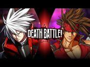 Ragna VS Sol Badguy (Blazblue VS Guilty Gear) - DEATH BATTLE!