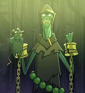 Sorcerer and his rat