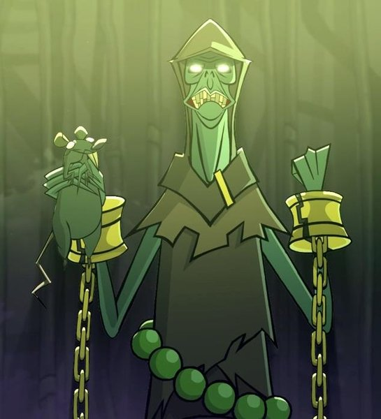 Corrupted Power Link