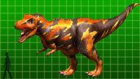 Tyrannosaurus super