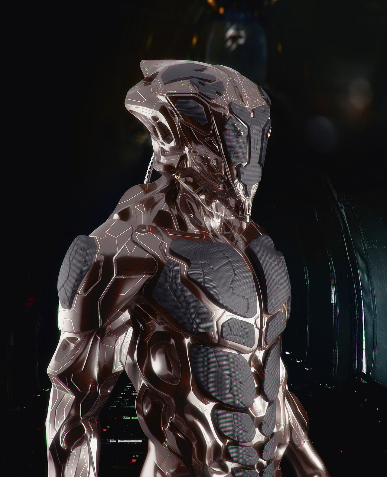 Cursed warrior 343/High Dimensionals