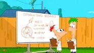 Rocket design drawing board