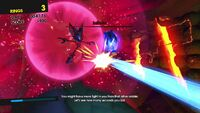 Sonic vs Infinite