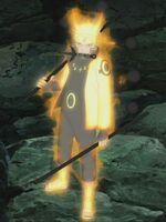 Naruto Uzumaki Six Paths Sage Mode V2