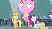 Pinkie Pie with Inflated Head