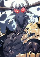 Baran. the King of Demons Solo Leveling