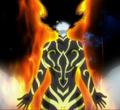 Chronos possessing Dimaria