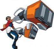 Generator Rex Fists