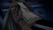 Scar (Fullmetal Alchemist) right tattooed arm
