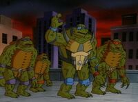 Super Mutant Turtles