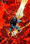 Blue Devil Trident of Lucifer DC Comics