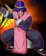 Cyborg Tao Blade