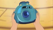 Jumba's camera