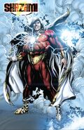 Lightning Induced Powers by Billy Batson