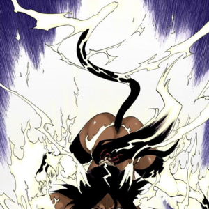 Yoruichi (Bleach) Thunder Goddess.png