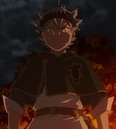 Asta becomes a full-fledged Black Bull member