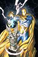 Doctor Fate Magic Unify