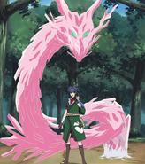 Guren (Naruto) Shōton Hashō Kōryū