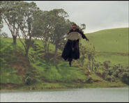 Master Swoop flying