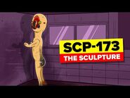 SCP-173 - The Sculpture Tale (SCP Animation & Story)-2