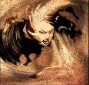 Sooraya Qadir Dust (Marvel Comics) form