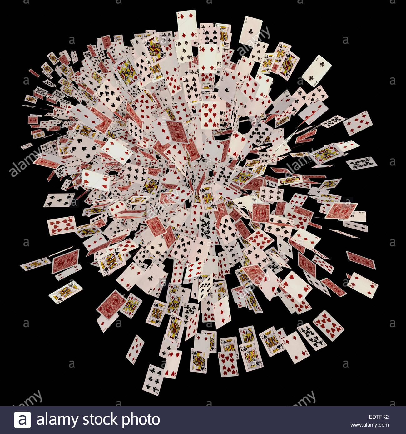 Card Bomb Generation